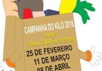 Campanha do Kilo Auta de Souza