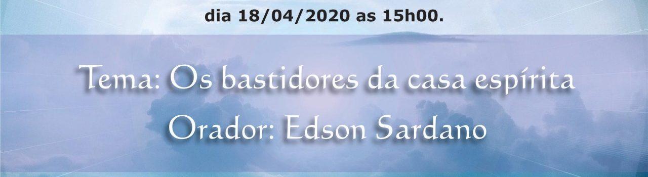 Evangelho ao Vivo – 18/04/2020