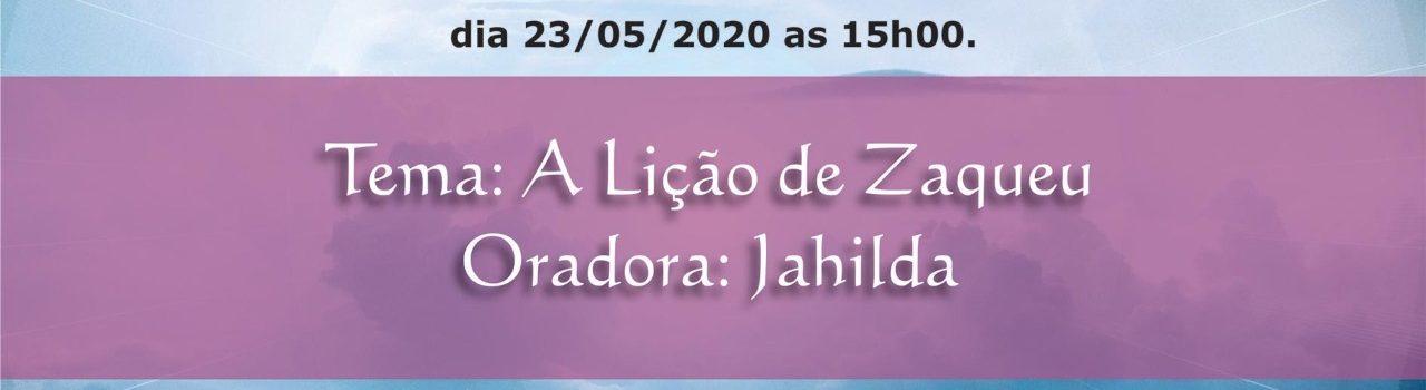 Evangelho ao Vivo – 23/05/2020