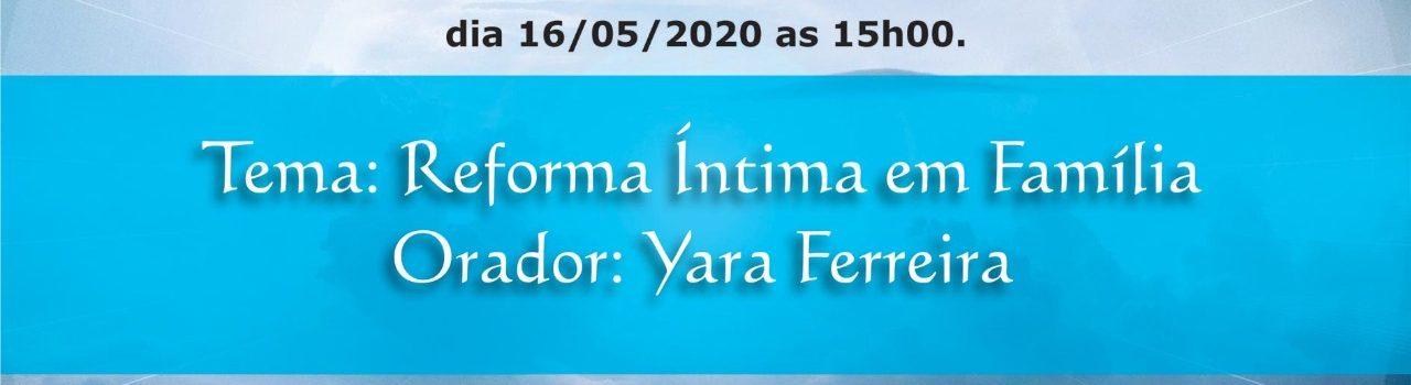 Evangelho ao Vivo – 16/05/2020
