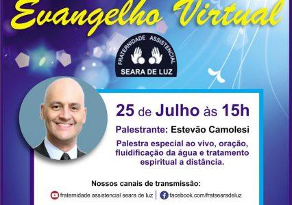 Evangelho ao Vivo – 25/07/2020